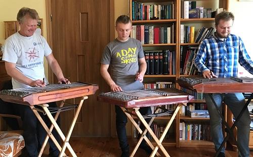 Andrzej Baran, Szymon Tadla, Fryderyk Kruczek
