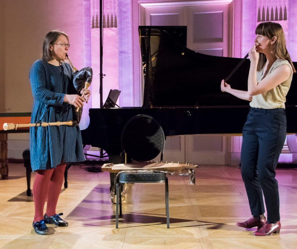 Leanne Barbo ja Katariin Raska